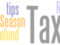 Top Five Tax Tips for the Taxed