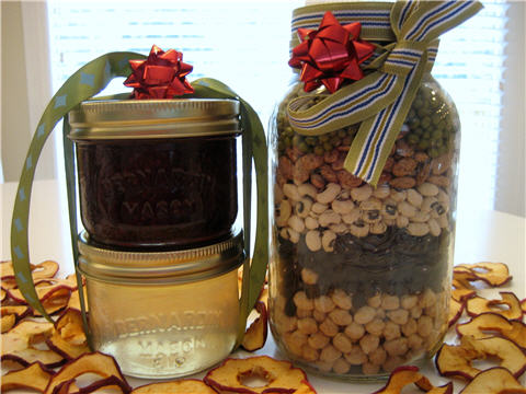 Open Directory - Home: Cooking: Gifts in a Jar