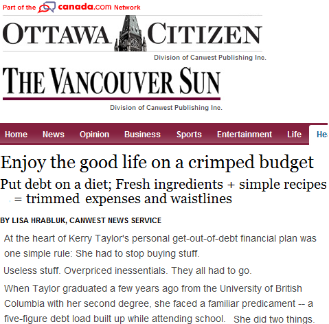 canwest papers vancouver sun ottawa citizen