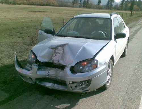 The Costs of a Car Crash