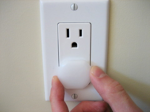 Child Proof Your Electrical Outlets To