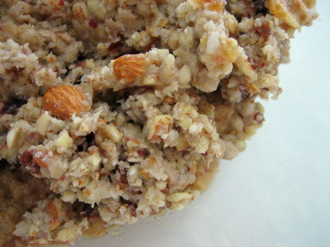 granola bars no bake cookies recipe
