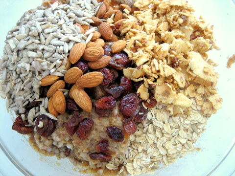 granola bars no bake cookies oatmeal recipe