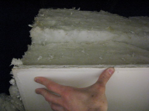 foam gasket attic insulation