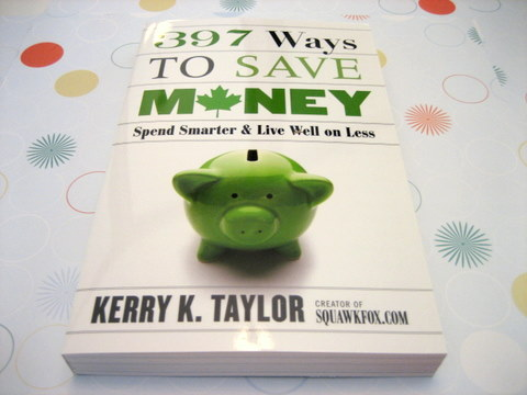 397 Ways To Save Money Kerry K. Taylor Book