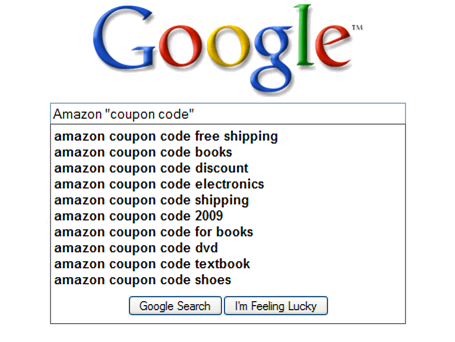 Coupons for online shopping