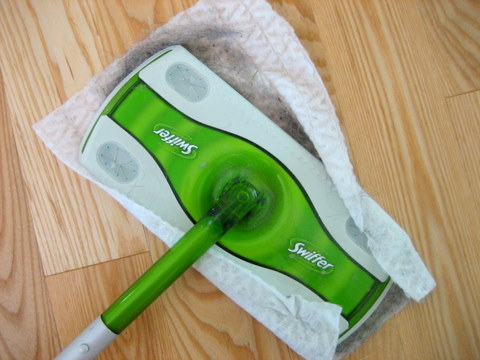 dust swiffer house cleaning checklist