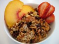 Healthy Snacks: Homemade Granola Recipe