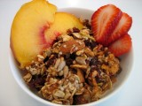 healthy snacks granola recipe