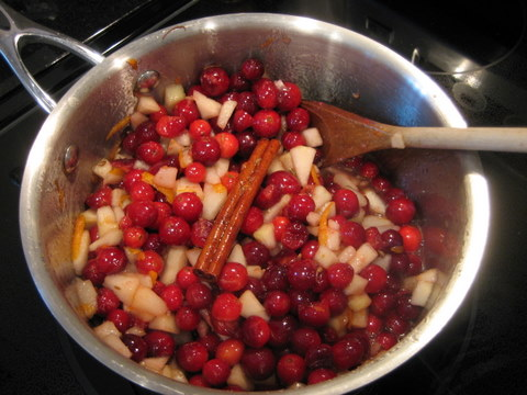Recipes for cranberry sauce