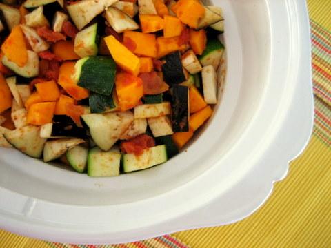 slow cooker Mediterranean stew chilli
