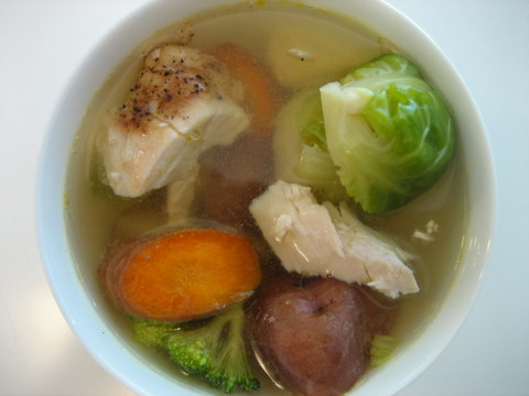 turkey soup recipe chicken soup recipe