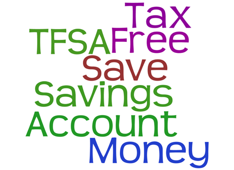 tax free savings account tfsa