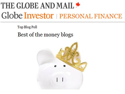 best money blogs globe