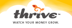 thrive free budget software
