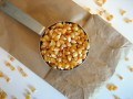 healthy snacks popcorn