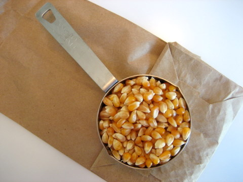 How to Pop Popcorn in a Brown Paper Bag