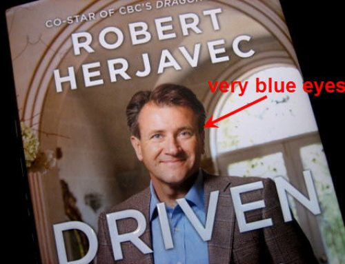 Dragons' Den: 10 Money Questions for Robert Herjavec