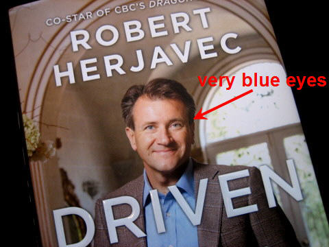 Robert herjavec book