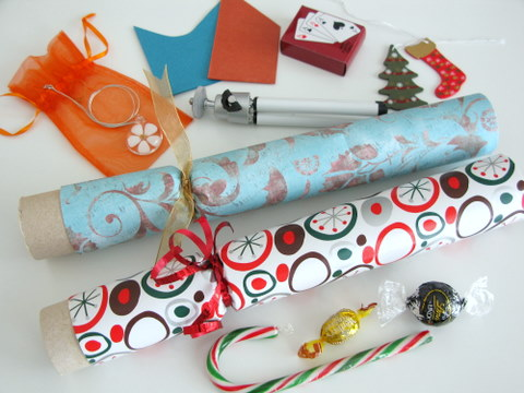 Christmas Cracker Toys.How To Make Your Own Christmas Crackers Squawkfox