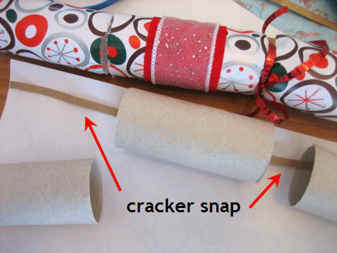 Awesome How To Make Your Own Christmas Crackers Squawkfox Easy Diy Christmas Decorations Tissureus