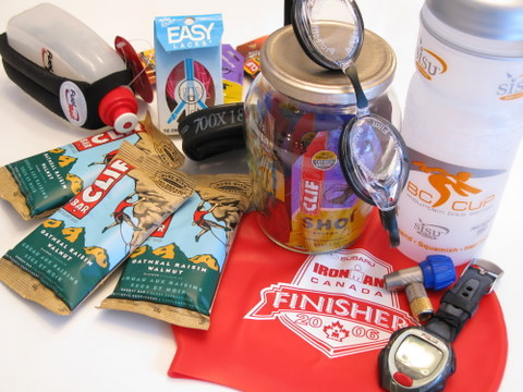 Gifts in a jar 12 gift ideas for under 15 squawkfox gifts for runners walkers marathoners swimmers and cyclists are easy to fit into a jar smaller items like energy bars or gels i like clif bars negle Choice Image