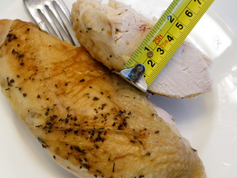 bake chicken breasts