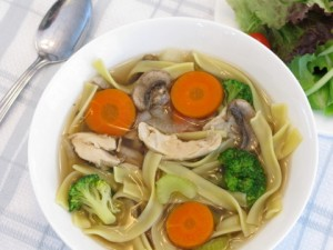 Slow Cooker Recipes: Chicken Noodle Soup