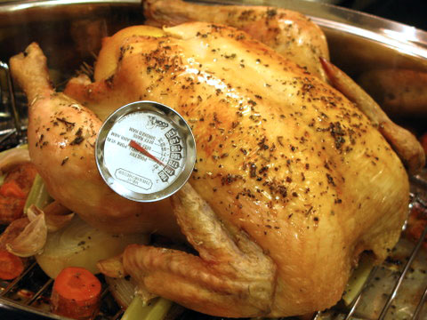 Baked Whole Chicken Recipes Roasting a whole chicken.