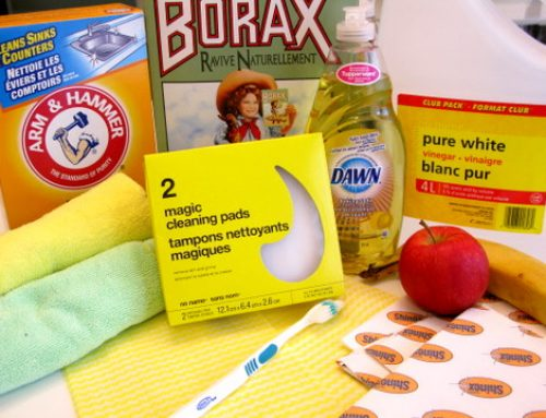 Spring Cleaning: 5 Chemical free ways to clean house for less