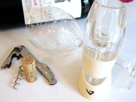 venturi wine aerator