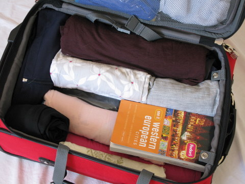 air travel packing tips