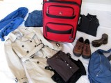 Pack a carry-on suitcase for a 10 day trip