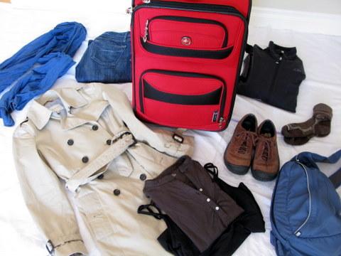 swiss army luggage