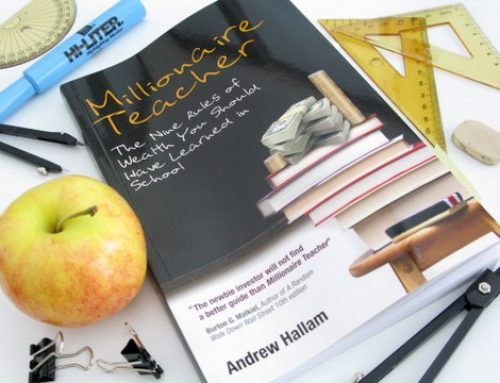 Millionaire Teacher by Andrew Hallam