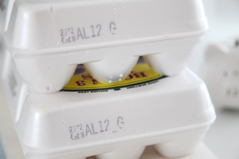 When do eggs expire after sell by date