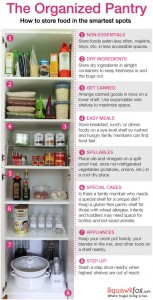 How to Organize the Perfect Pantry