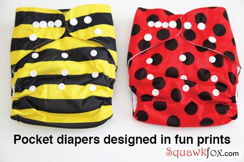 alva baby pocket diaper
