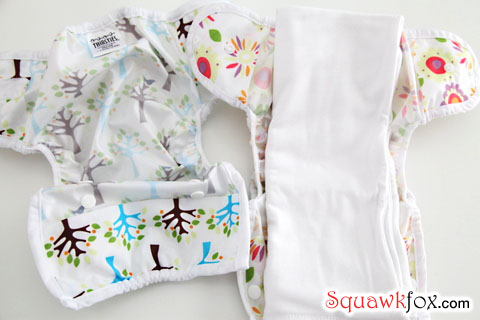 cloth diaper prefold