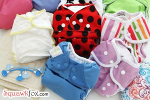 How to build a cloth diaper stash on any budget