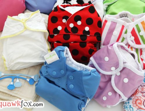 Cloth Diapers 101: How to build a cloth diaper stash on any budget