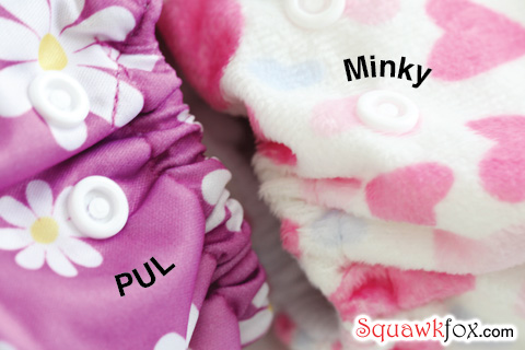 pul minky pocket diaper