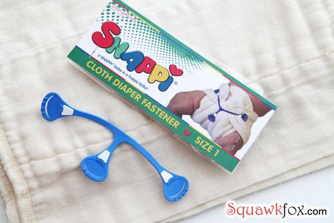 snappi diaper fasteners