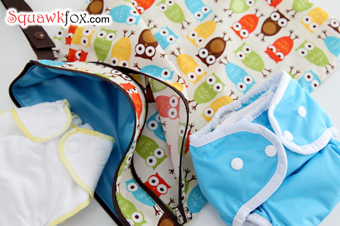 thick cloth diapers