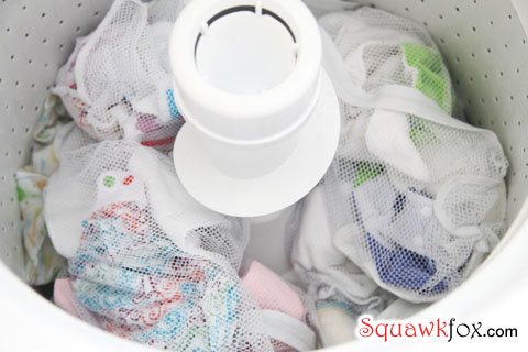 wash cloth diapers
