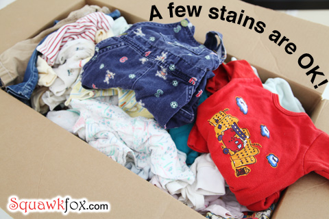 Baby Clothes Used