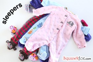Newborn Essentials Checklist: Save money with just the baby basics