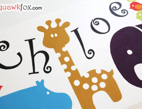 Nursery Wall Art: Decorate your baby's room for less