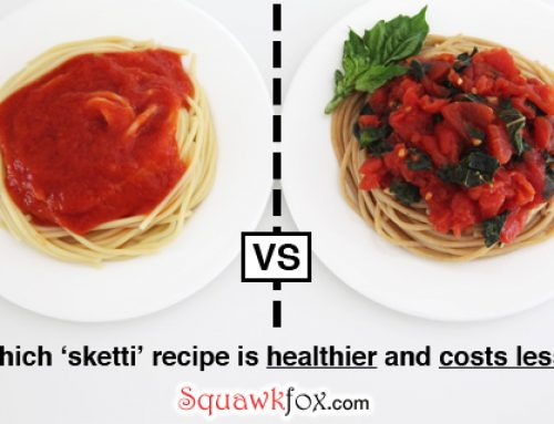 Make Honey Boo Boo's 'Sketti' recipe healthier and for 12% less