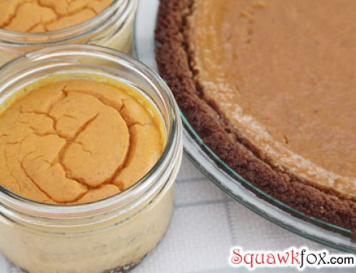 Recipes: Make gluten-free pumpkin pie for 60% less